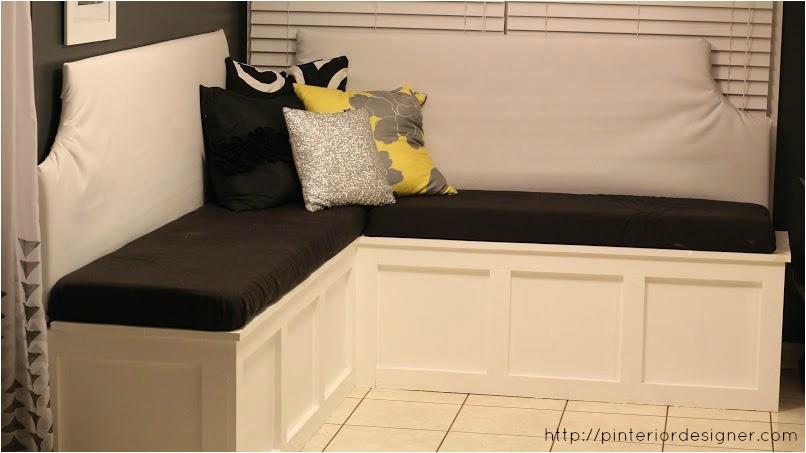 kitchen corner bench plans home improvement