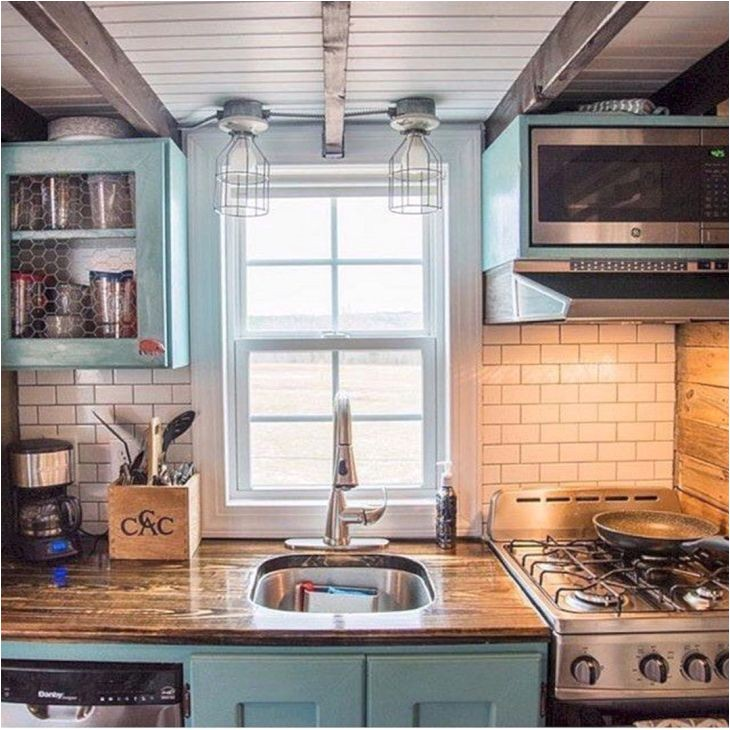 16105 25 gorgeous small kitchen design for tiny house