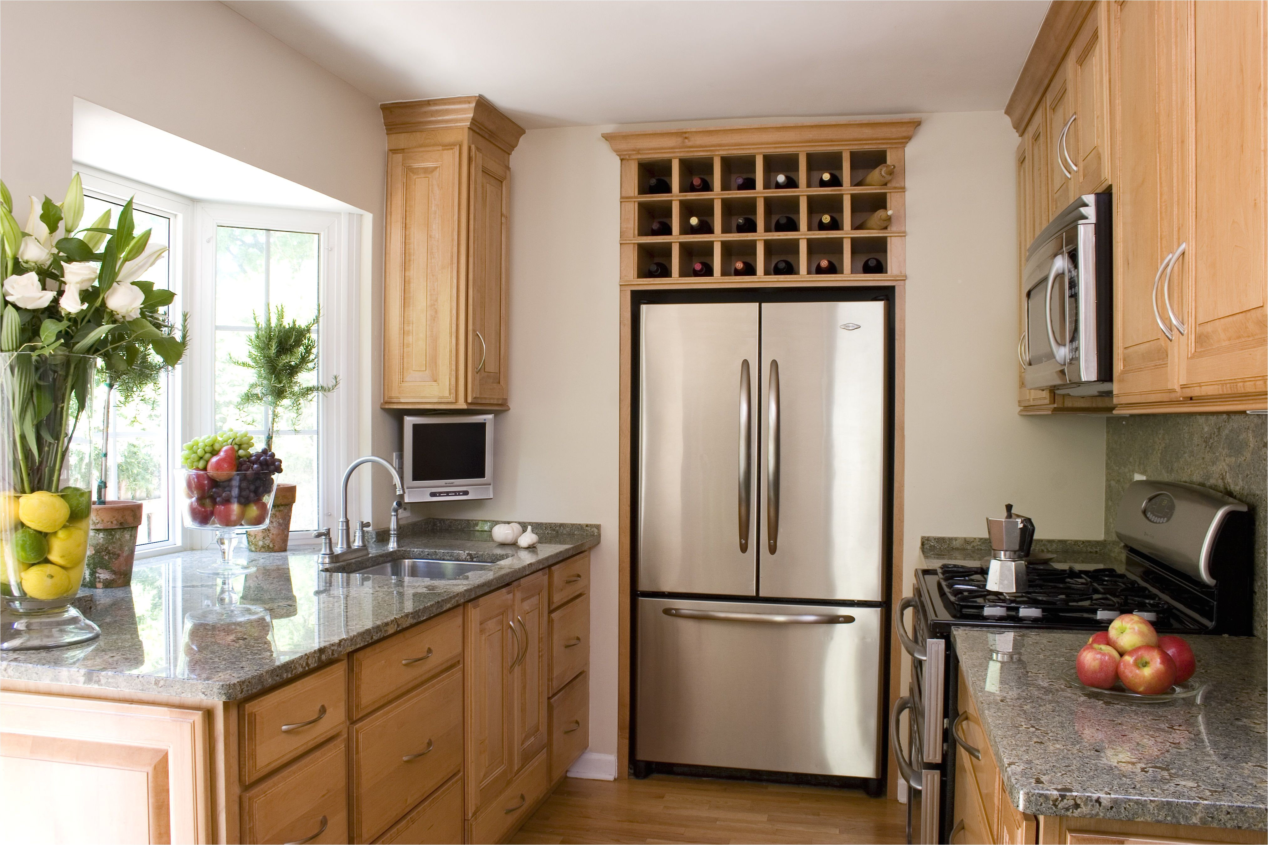 stylish and functional small kitchen ideas 3017287