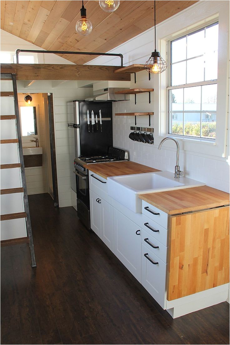 tiny house kitchens