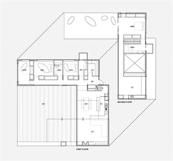 exceptional l shaped home plans 14 l shaped two story house plans