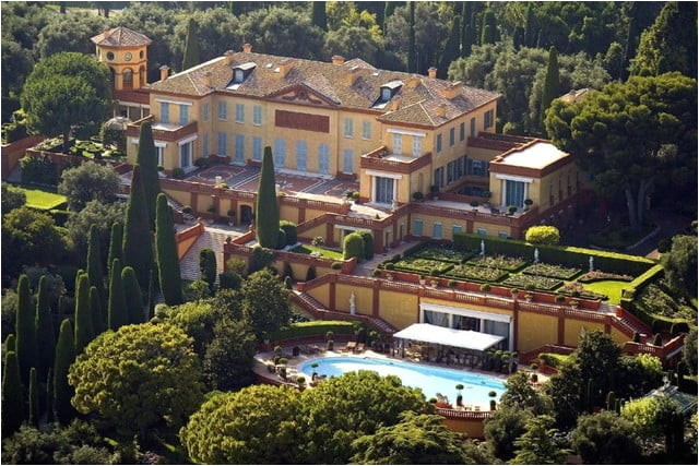 biggest house in the world