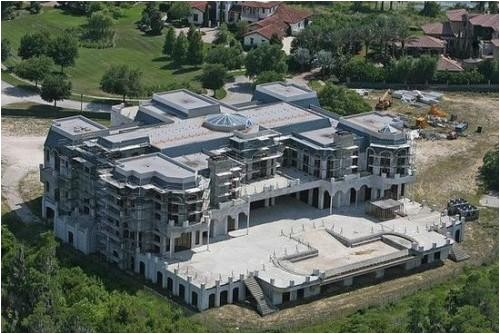 top 5 largest houses in the world