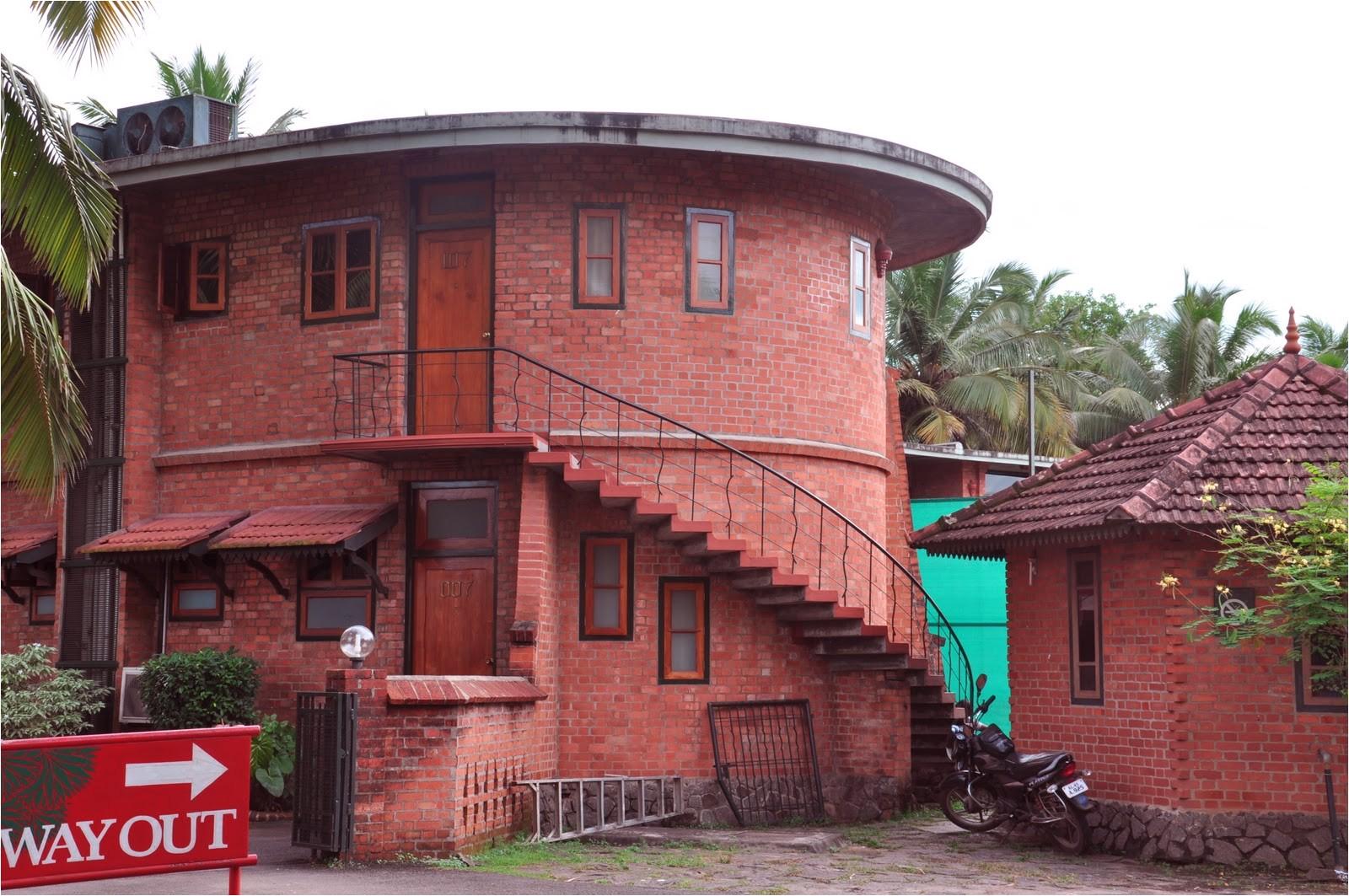 laurie baker house plans in kerala