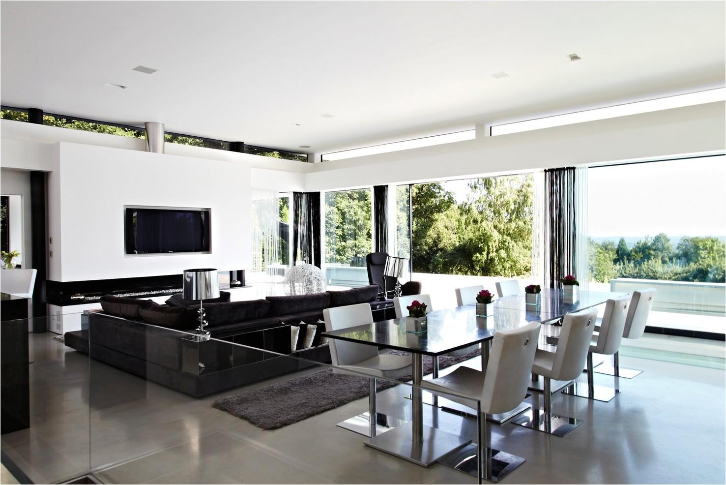 open concept living space interior design ideas