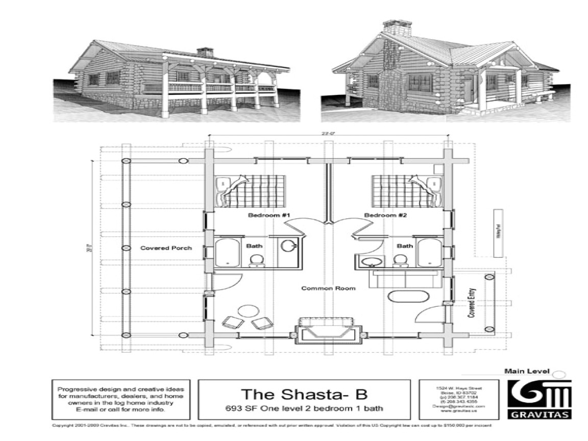 log cabin floor plans with prices