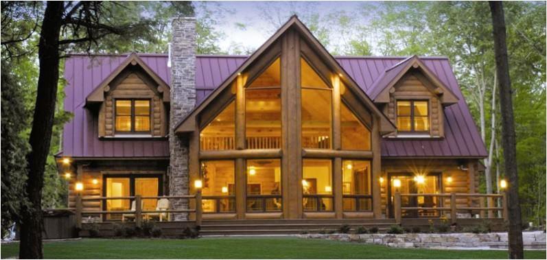 log house designs