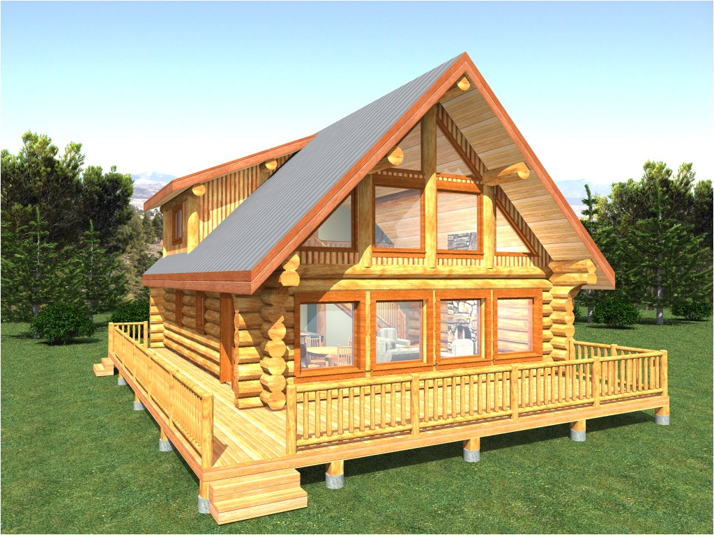 log cabin floor plans alberta