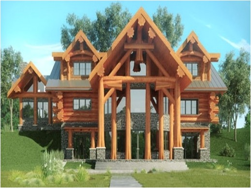 inspiring log home floor plans canada log cabins and log furniture ontario cowboy log home plans photo