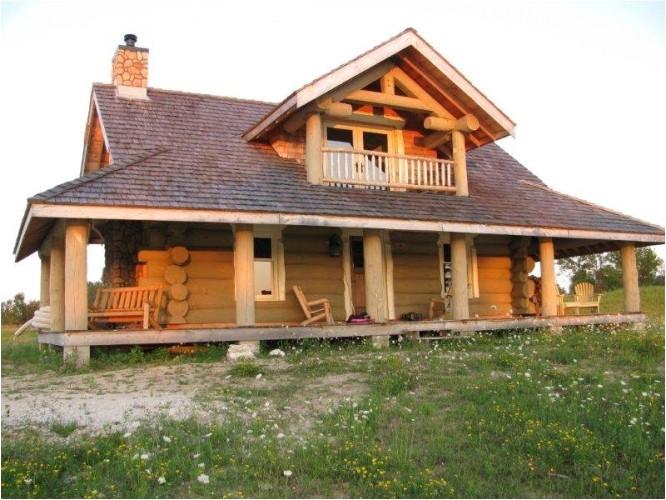 log home builders perth ontario