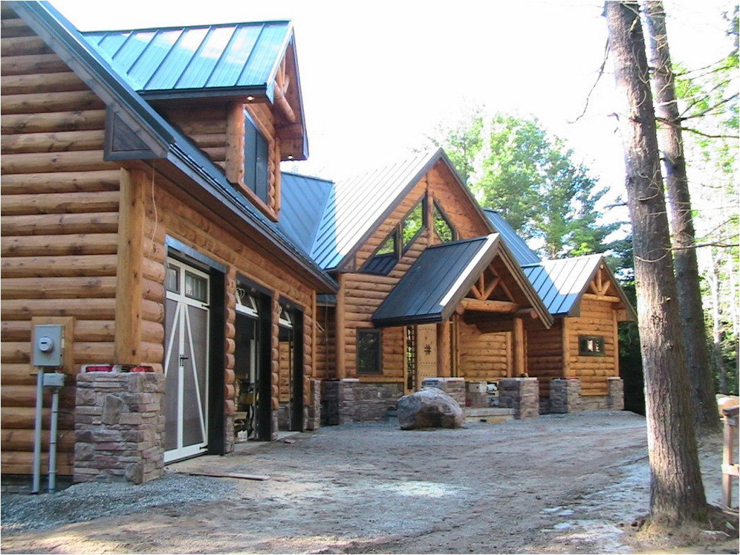 Log Home Plans Ontario Simple Log Home Plans Ontario Placement Architecture