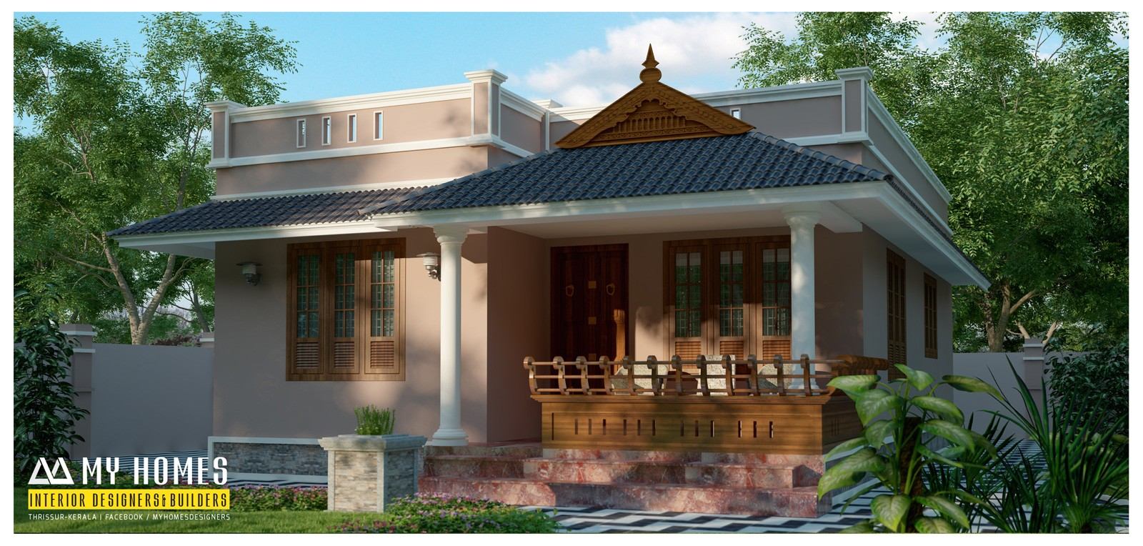 budget houses in kerala
