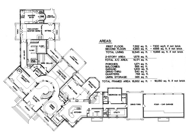 Luxury Custom Home Floor Plans House Plans and Home Designs Free Blog Archive Luxury