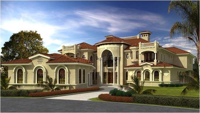contemporary luxury homes plan design photos