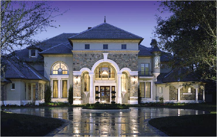 luxurious mansions gallery home styles