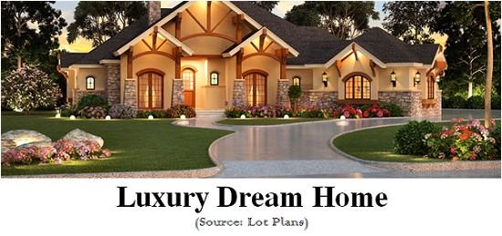 luxury dream home designs com