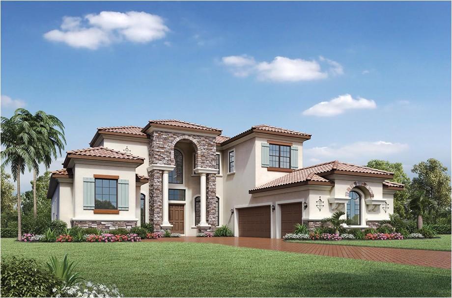 luxury estate home plans