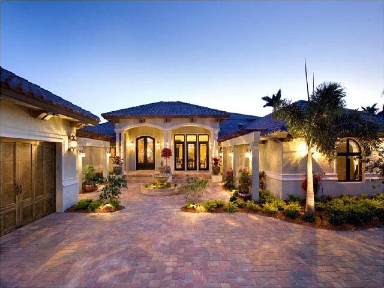 Luxury Home Plans Florida Mediterranean Model Homes Florida Luxury  Mediterranean