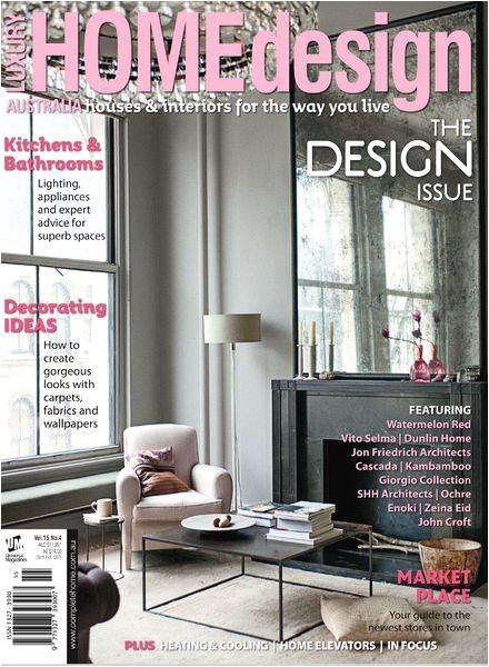 02155802 luxury home design magazine vol 15 issue 4