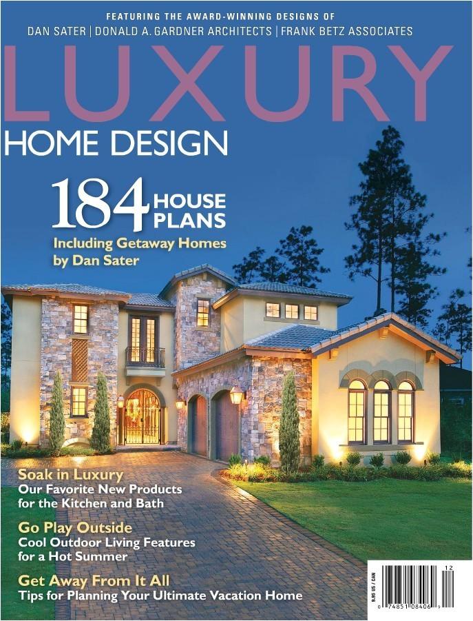 luxury home design magazine issue hwl19