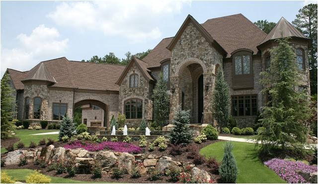 when seeking atlanta luxury home look