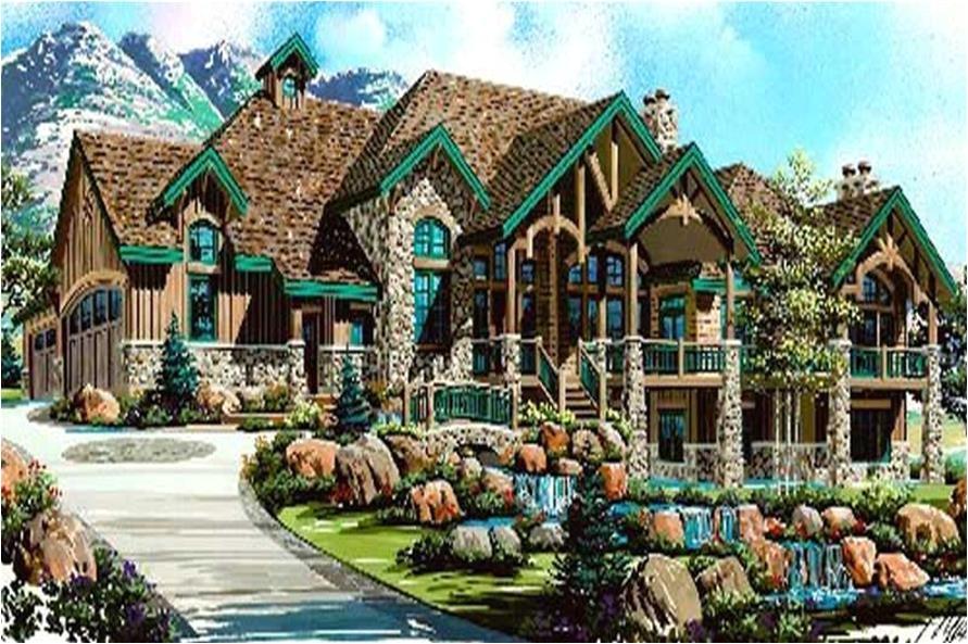 home plan 8166