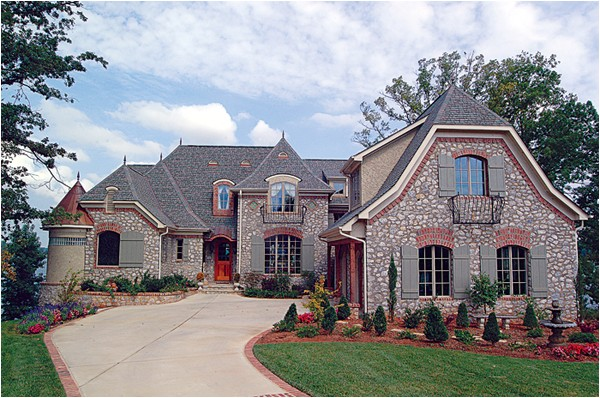 luxury rustic house plans