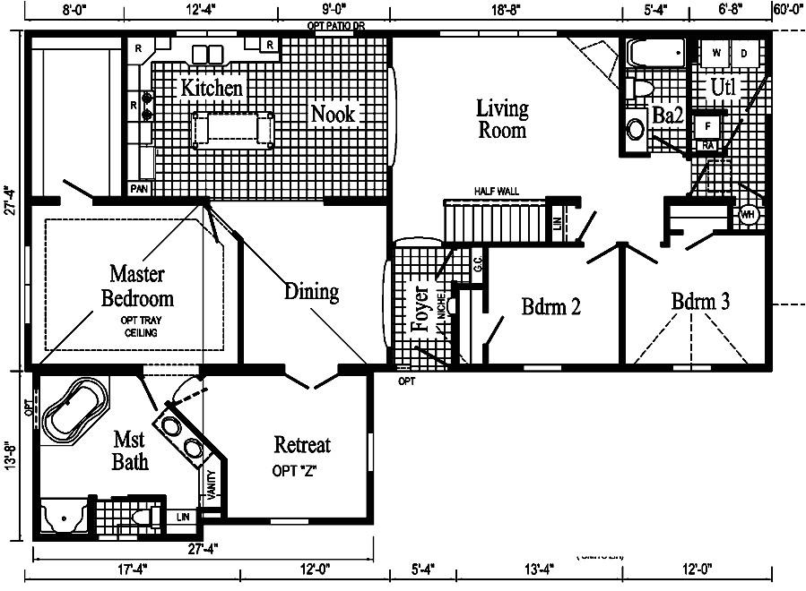majestic homes floor plans
