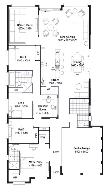 old masterton home designs