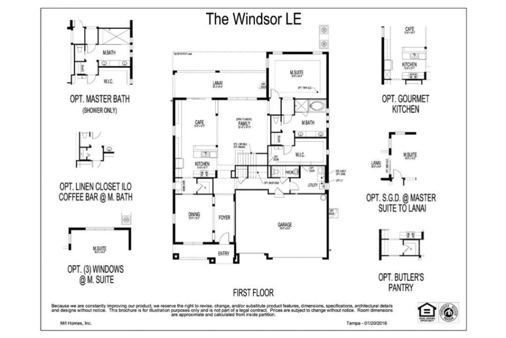best mi homes floor plans