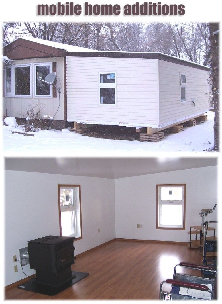 mobile home addition ideas