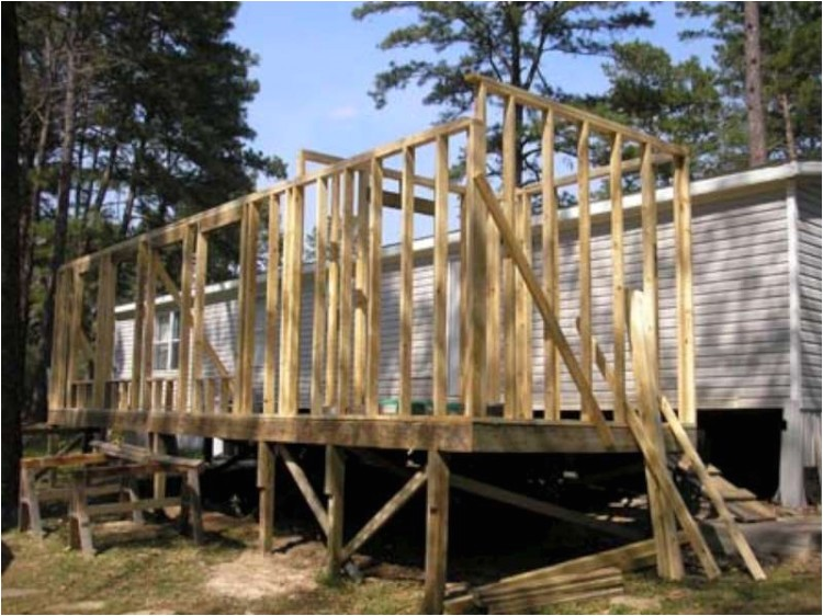 building mobile home additions
