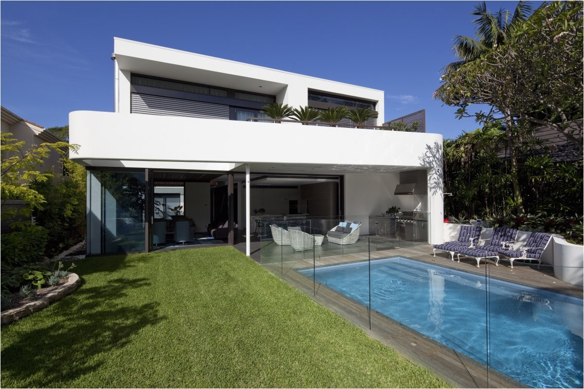 contemporary home z house bellevue hill