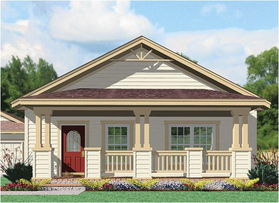 modest craftsman modular homes architecture bungalow elevation 47496