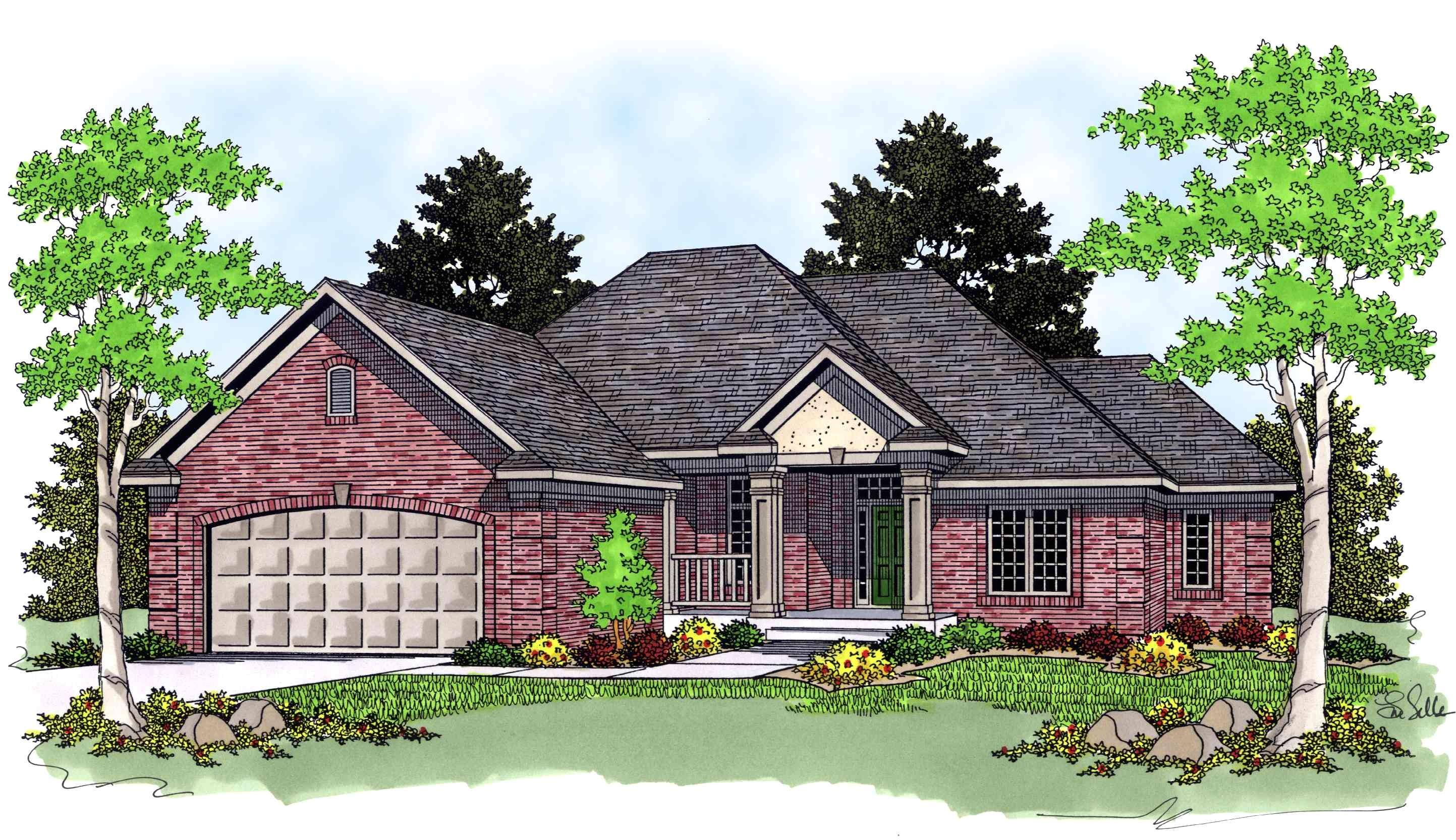 house plan 8960ah