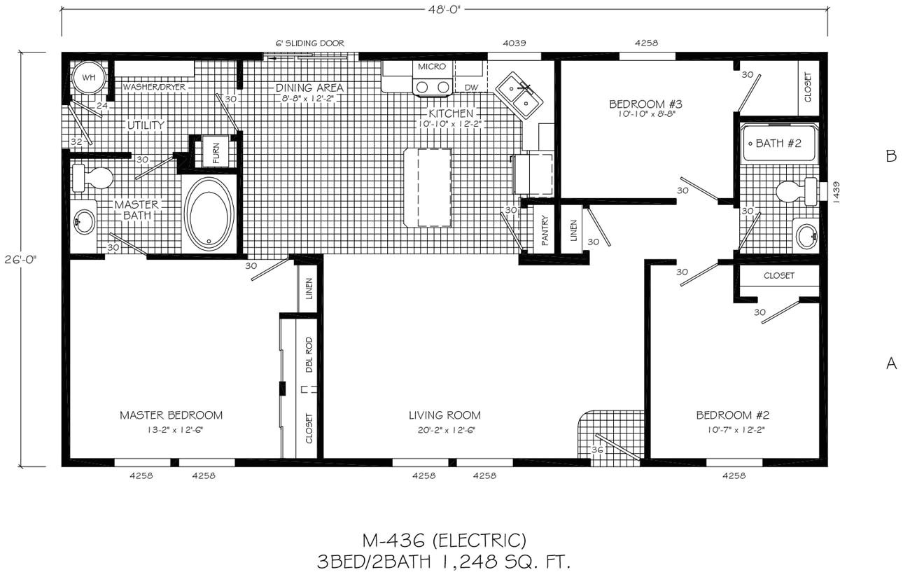 modern prefabricated homes floor plans