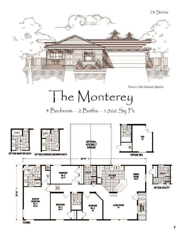 Modular Home Floor Plans California Modular Home Floor Plans California Cottage House Plans