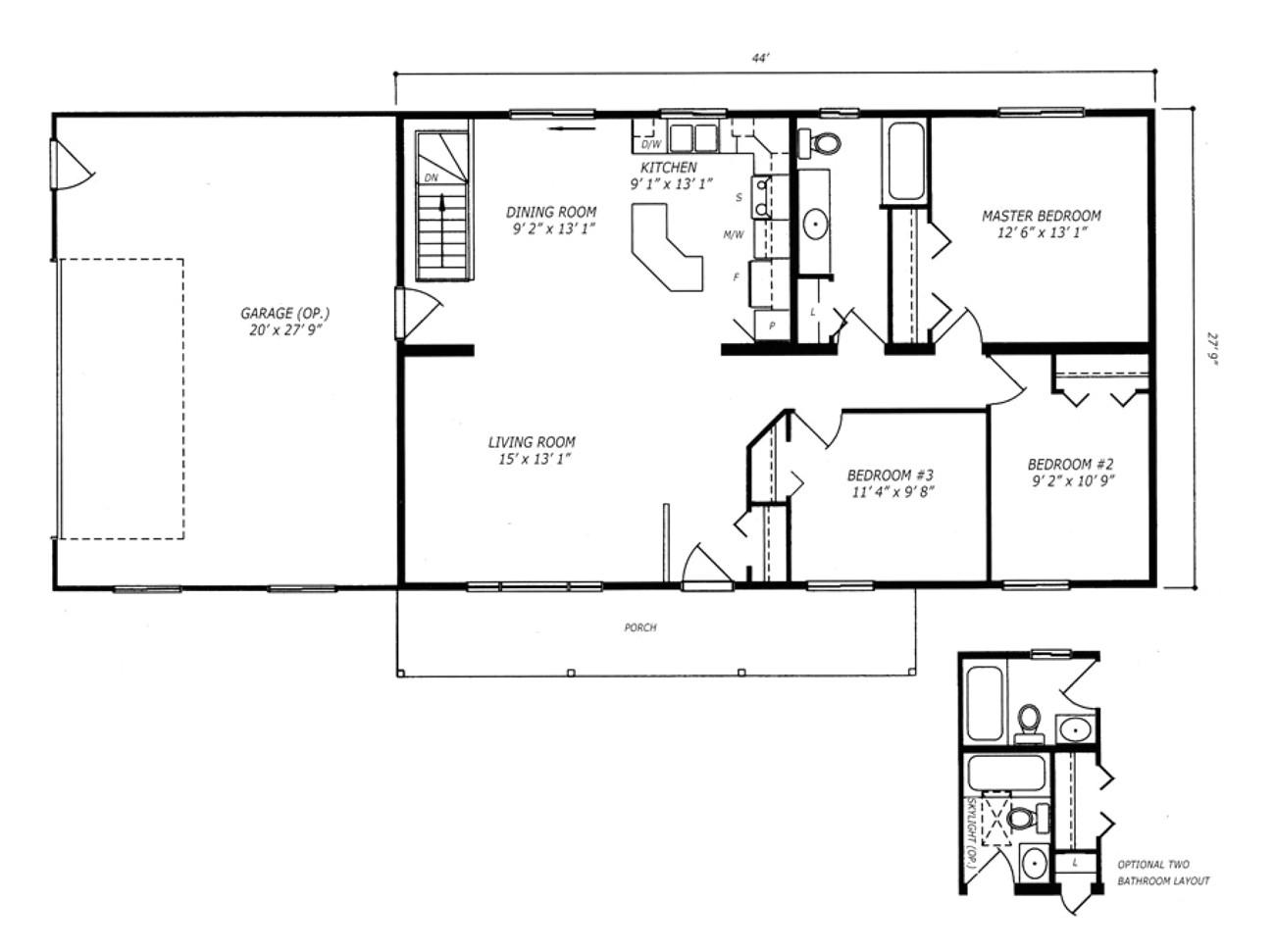 modular home floor plans california ideas