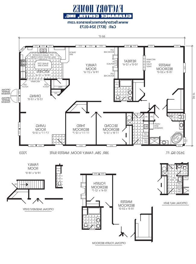 modular home floor plans southern california inspirational manufactured triple wide layouts