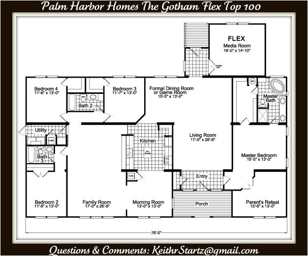 modular home floor plans florida