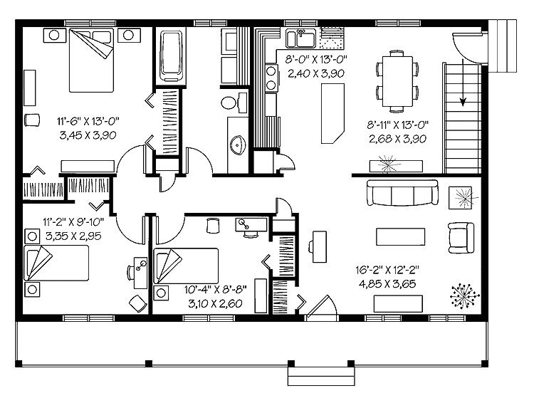 beautiful efficient house plans 10 most cost efficient house plans