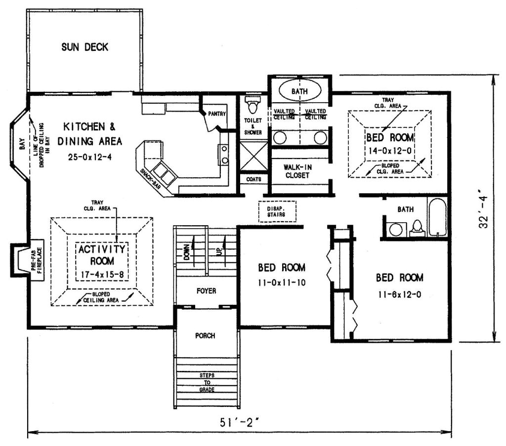 modern multi level house plans