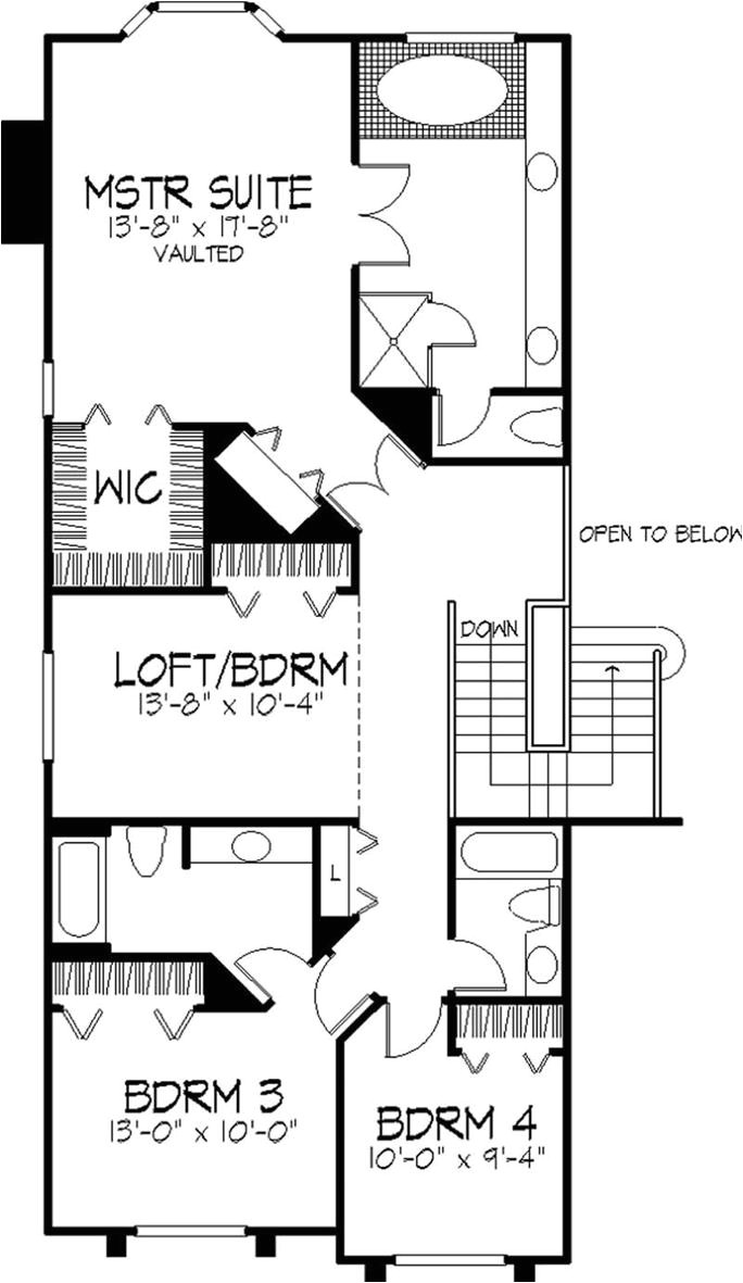 multi level house plans