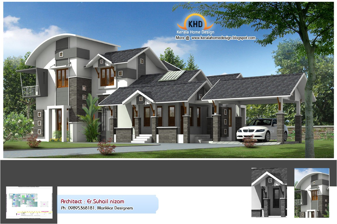 new home building designs