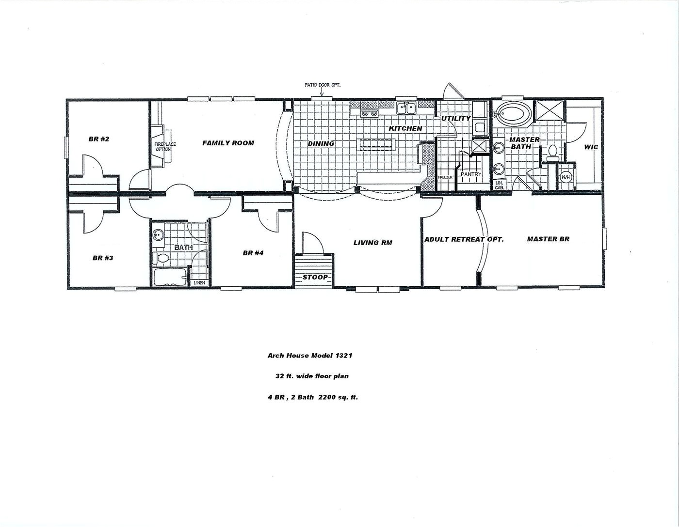 oakwood homes floor plans modular