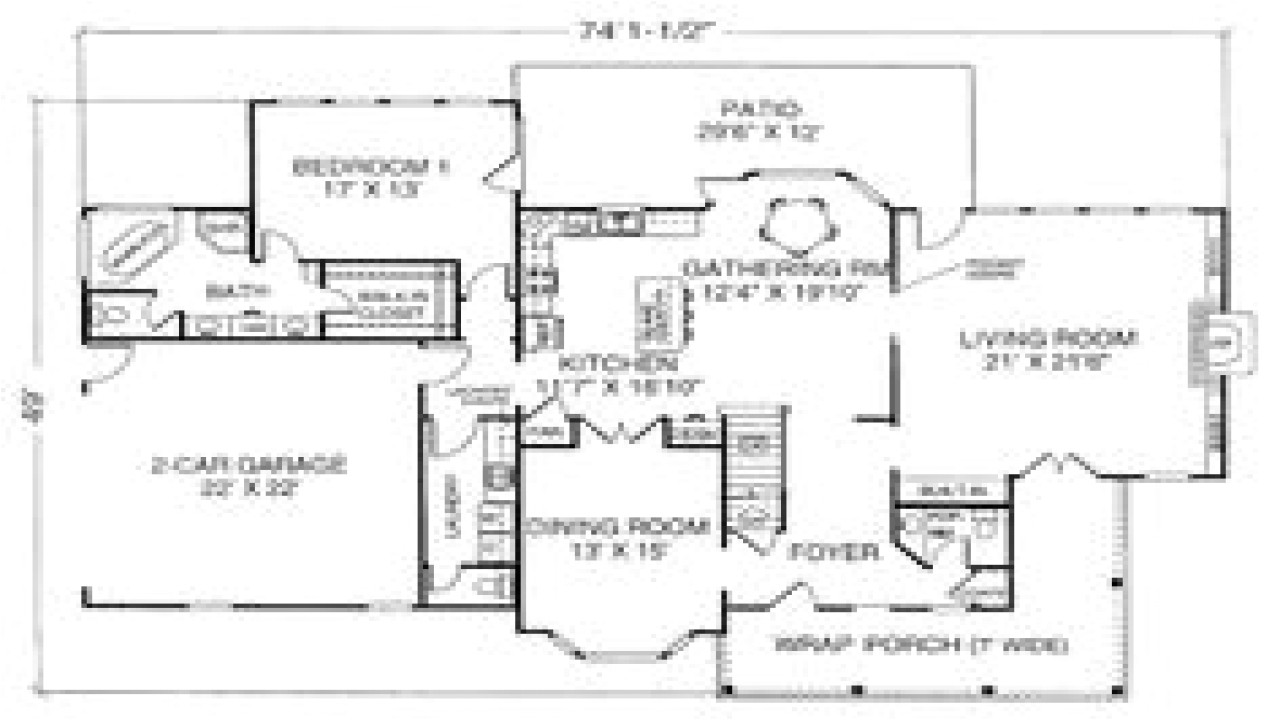 old fashioned farmhouse plans