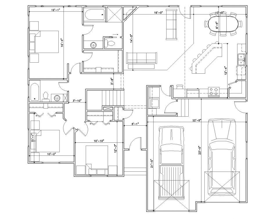 Old Kb Homes Floor Plans attractive Kb Home Floor Plans 4 Rechtachteruit