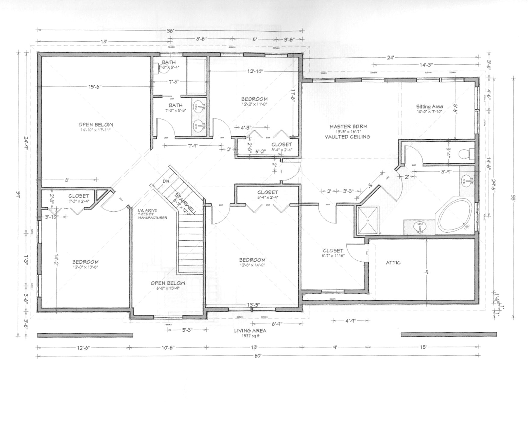 one story house plans with finished walkout basement
