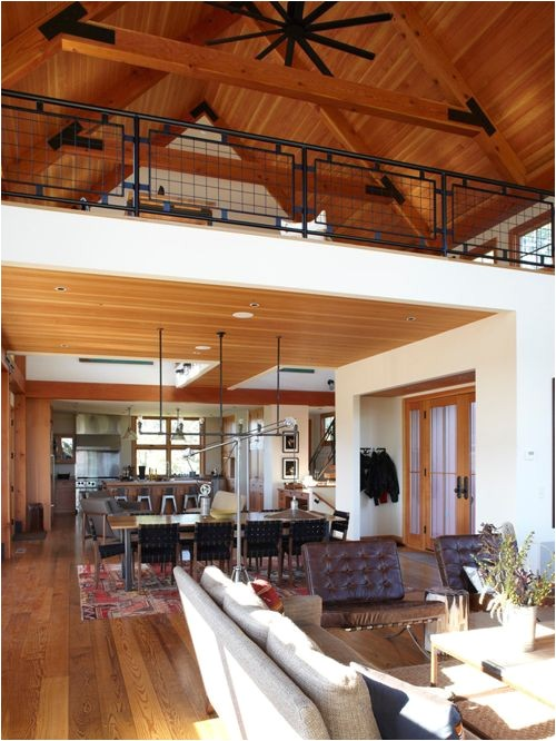 loft open floor plan