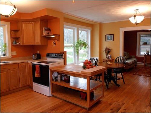 open floor plan for your home